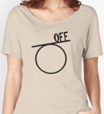 Off on a tangent Women's Relaxed Fit T-Shirt