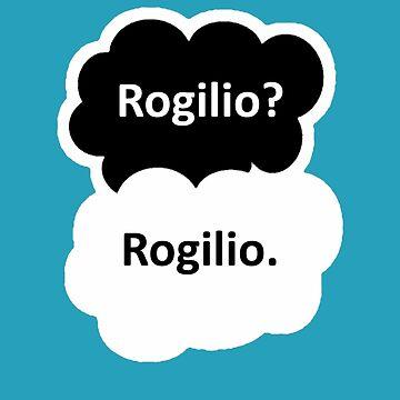 Roger/Edilio Shipper by mdoering16