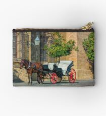 Waiting for passengers Studio Pouch