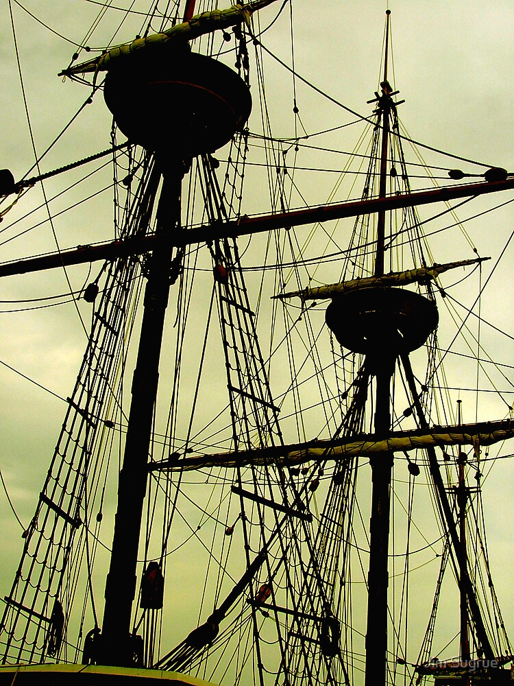 """""""Rigging"""" by Jim Sugrue"""