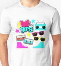 I love the 90's Unisex T-Shirt