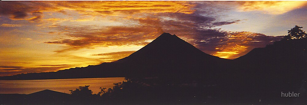 Mt. Arenal Costa Rica-1 by hubler