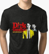 Dirk Gently's Holistic Detective Agency Tri-blend T-Shirt