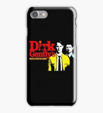Dirk Gently's Holistic Detective Agency iPhone Case/Skin