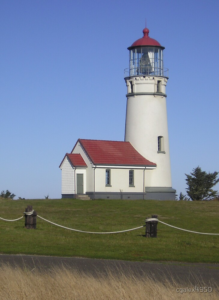 Cape Blanco Lighthouse by cgalex4950