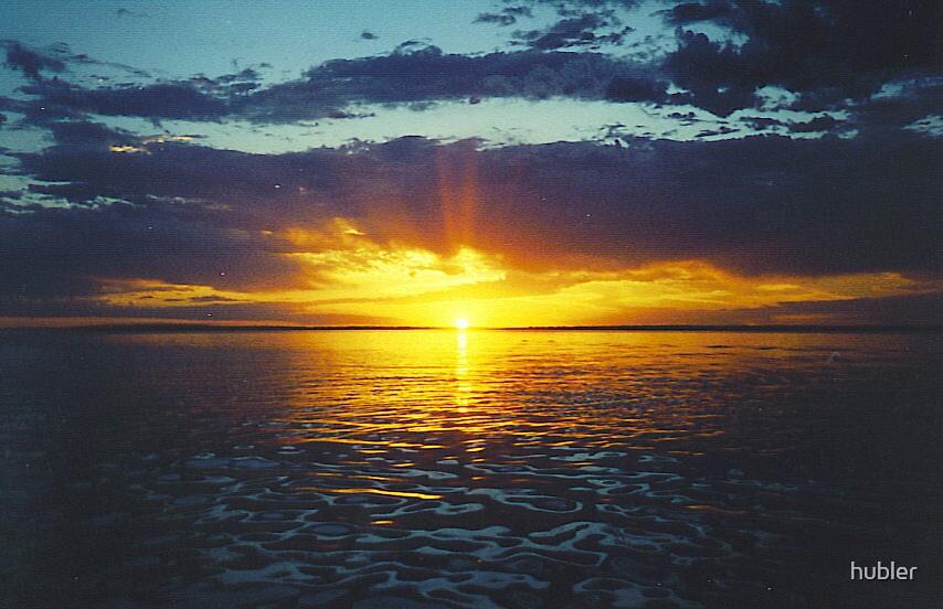Minnesota Sunset by hubler