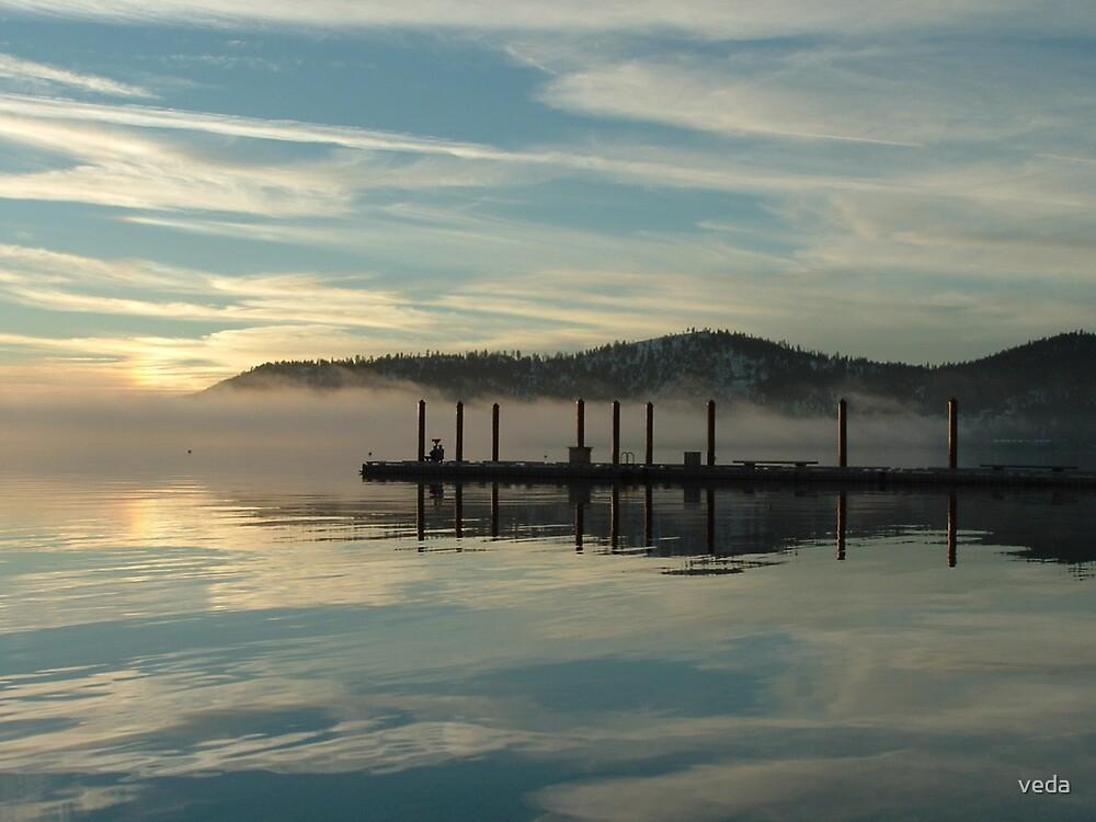Tahoe Pier 02 by veda