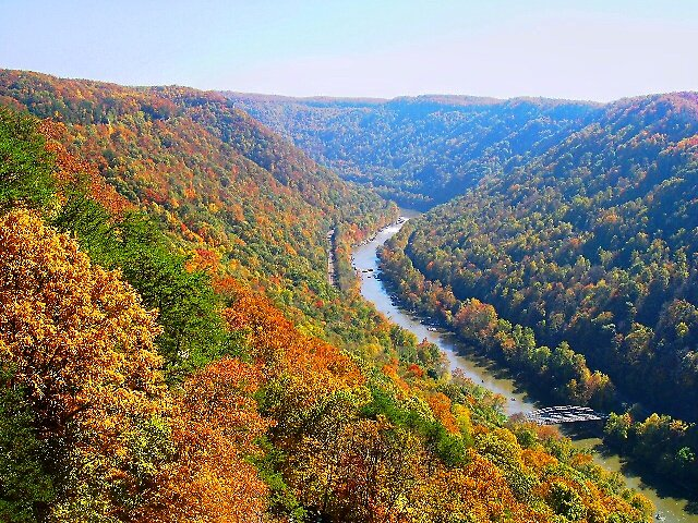 New River Gorge Bridge view / Jack Boyd by JackBoyd