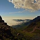 Sani Pass Morning by heinrich