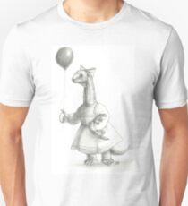 Sauropod Girl Unisex T-Shirt