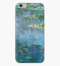 Claude Monet - Water Lilies iPhone Case