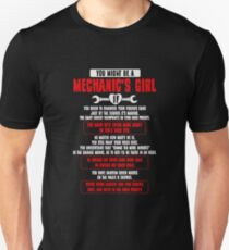 You might be a mechanic's girl T-Shirt