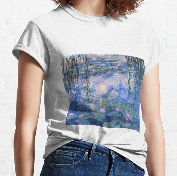 Claude Monet - Water Lilies Classic T-Shirt