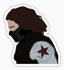 Sebastian stan, tws Sticker