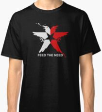 Feed the need Classic T-Shirt