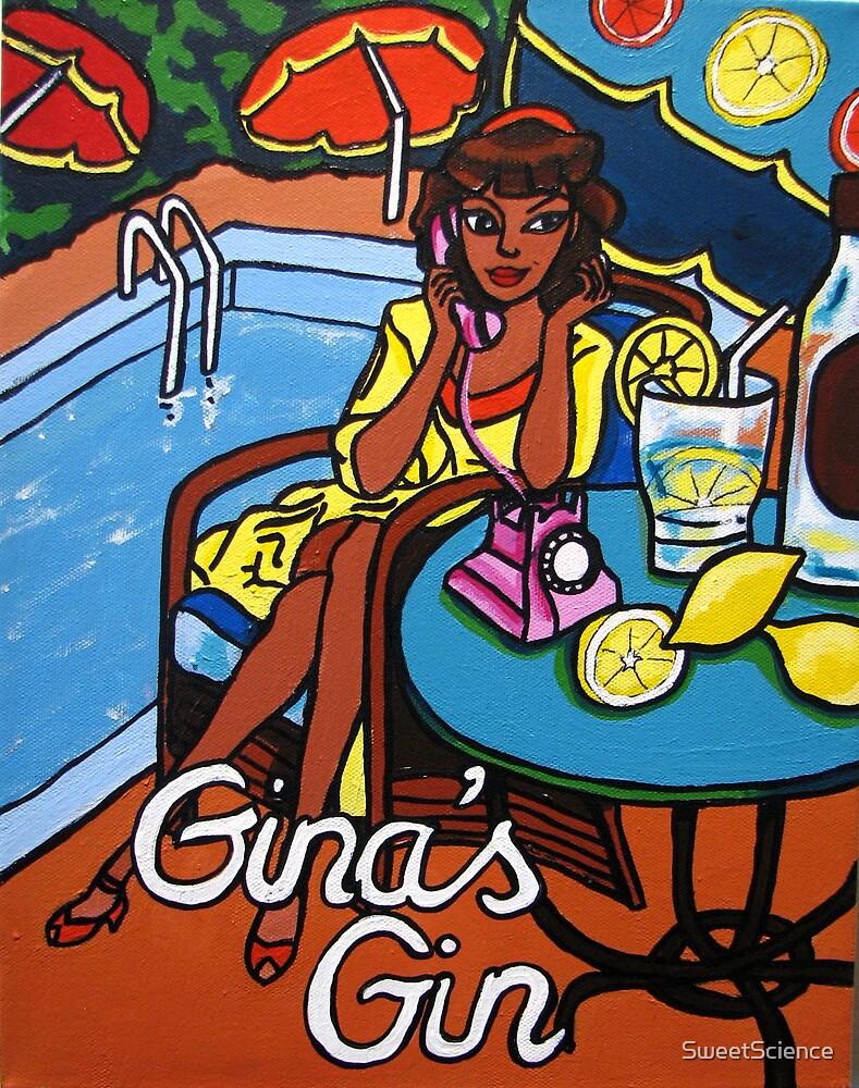 Gina's Gin by SweetScience