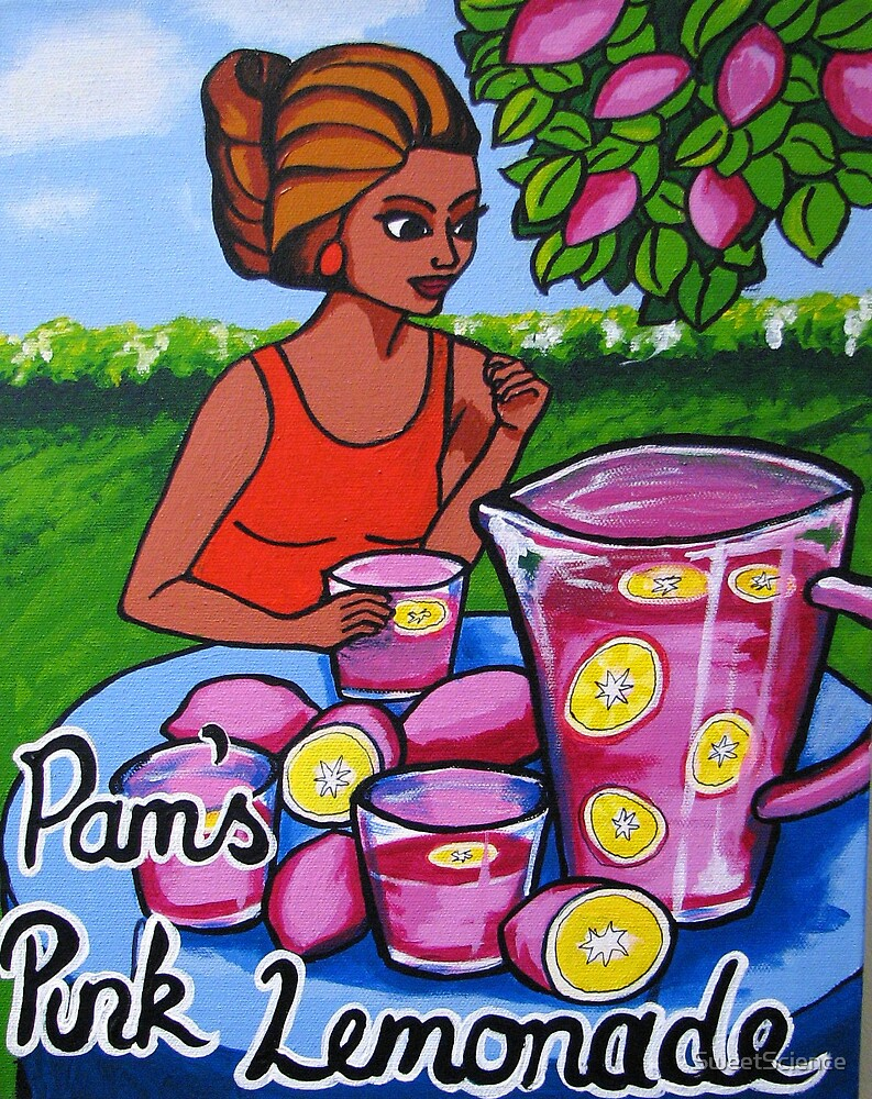 Pam's Pink Lemonade by SweetScience