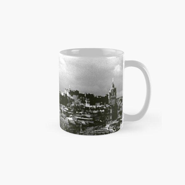 Edinburgh from Calton Hill Classic Mug