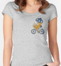 Octopus Love Women's Fitted Scoop T-Shirt