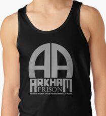 Arkham Prison Tank Top