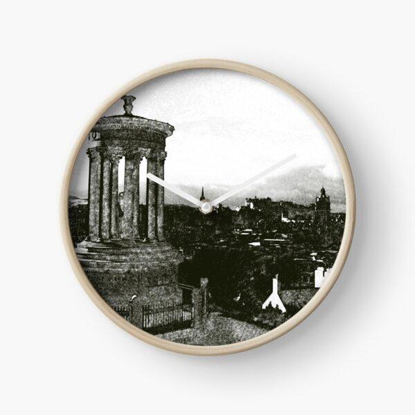 Edinburgh, Calton Hill Clock