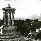 Edinburgh, Calton Hill by John Glynn ARPS