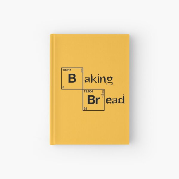 Baking Bread Hardcover Journal
