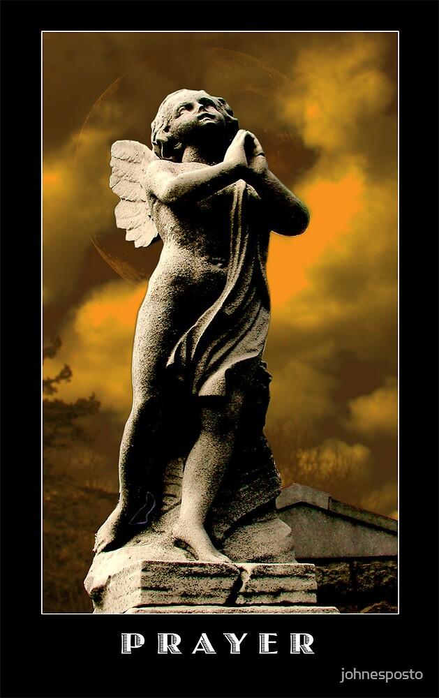 PRAYER by johnesposto