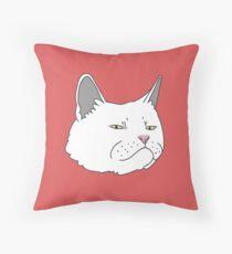 Kim Chi Throw Pillow