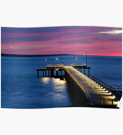 Lorne Pier, New Day, New Life Poster