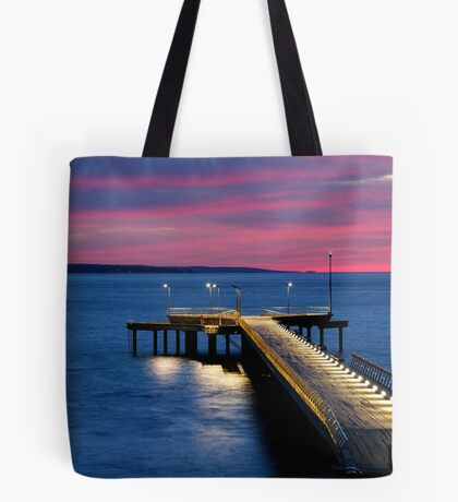 Lorne Pier, New Day, New Life Tote Bag