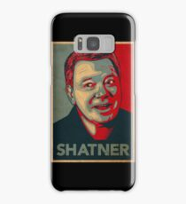 SHATNER Samsung Galaxy Case/Skin