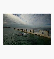 Merewether Baths 8 Photographic Print