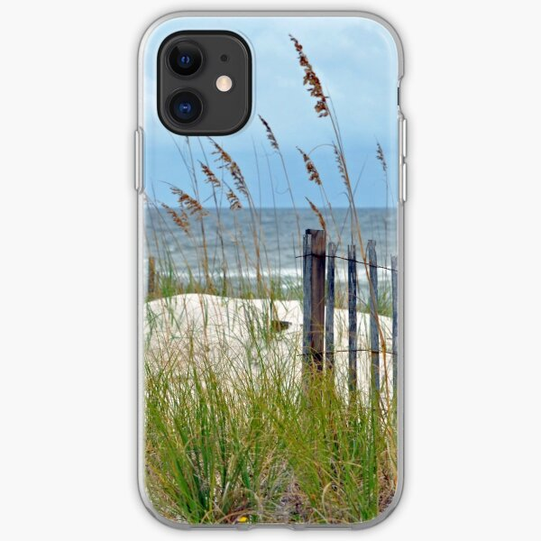 Storm Fence iPhone Soft Case