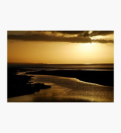 Erskine River and Split Point Photographic Print