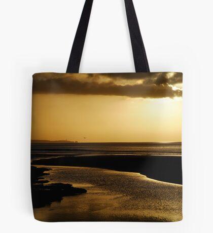 Erskine River and Split Point Tote Bag