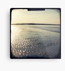 Anglesey evening Metal Print