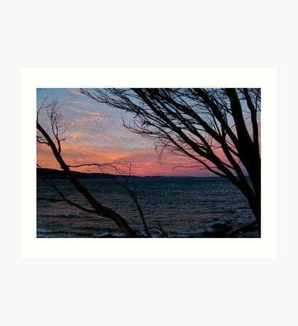 Louttit Bay, Great Ocean Road Art Print