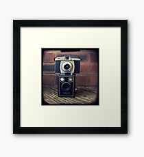 Camera collection Framed Print