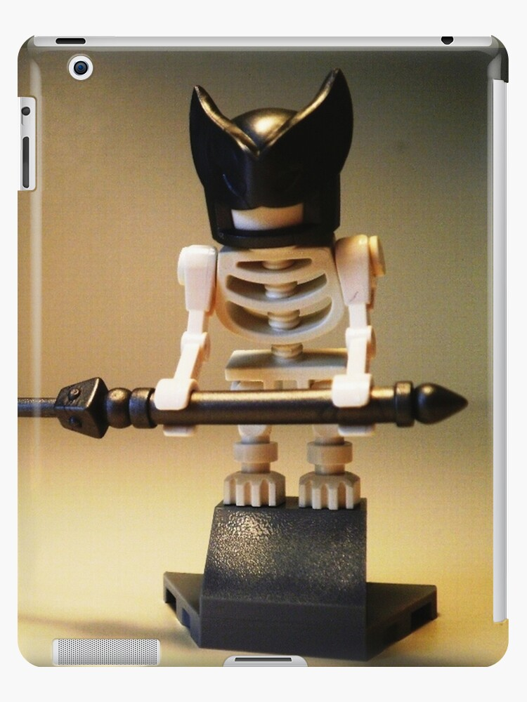 Egyptian God Anubis Skeleton Statue Custom Minifig by Customize My Minifig