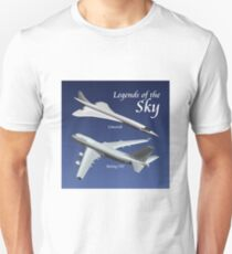 Legends of the Sky Unisex T-Shirt