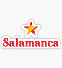 Stars of Spain - Salamanca Sticker