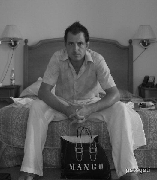Man in Havana by peteyeti