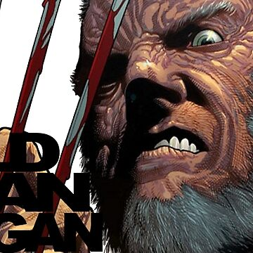 old man logan by tysonss