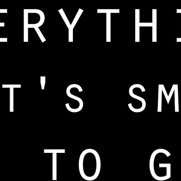 Everything thats small has to grow - Inspirational Rock Led Zeppelin Lyrics Quote by Sago-Design