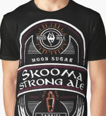Strong Ale Skooma Graphic T-Shirt