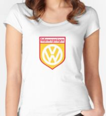 Fahrvergnugen Women's Fitted Scoop T-Shirt