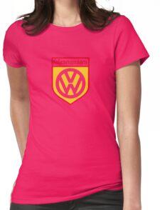 Fahrvergnugen Womens Fitted T-Shirt