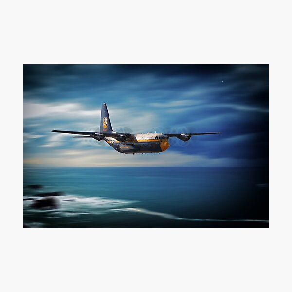 Fat Albert Airlines Photographic Print