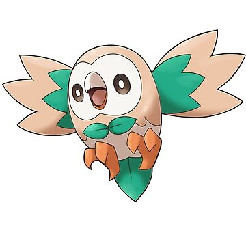Rowlet by cielpennings